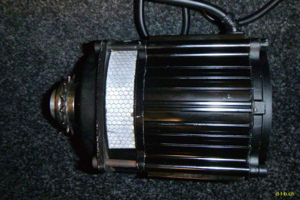 NZ: Solatrike mit neuem Vordermotor