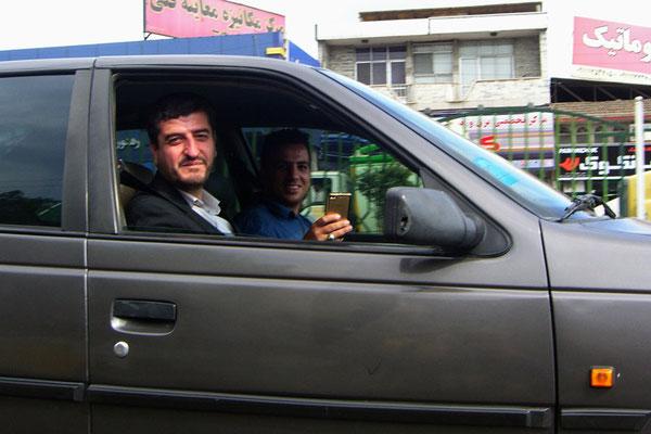 Iran: Auto 4