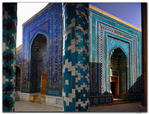 UZ0151.Samarkand.Shah-i Zinda