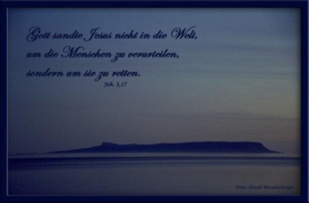 S0026 Blue Island,Schottland.Johannes 3.17