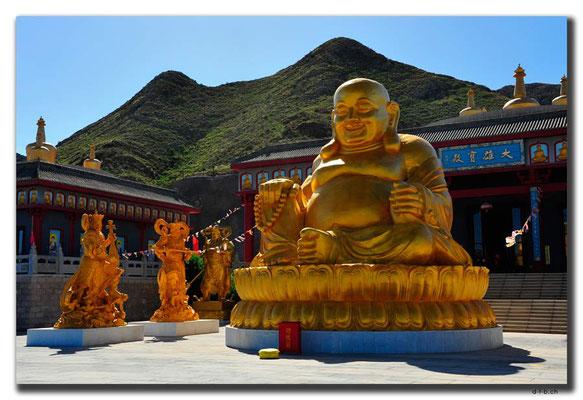 CN0217.108 Pagoden.Fetter Buddha