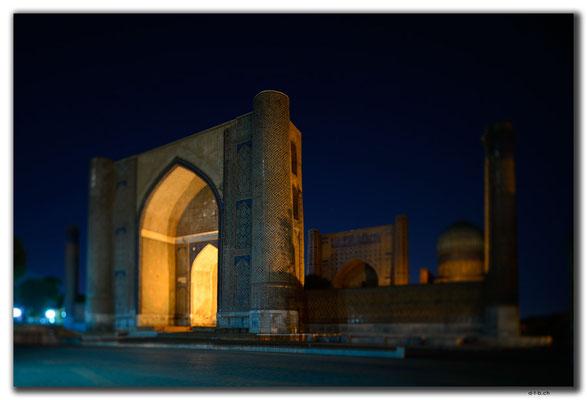 UZ0130.Samarkand.Bibi Khanyum Mosque