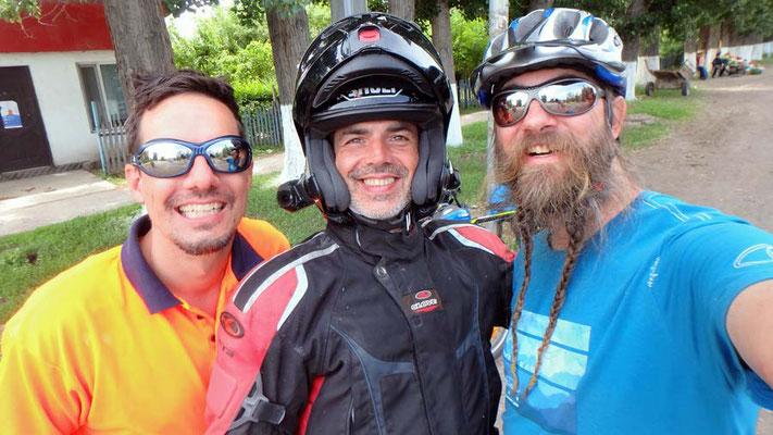 KZ.Tobias, José, David