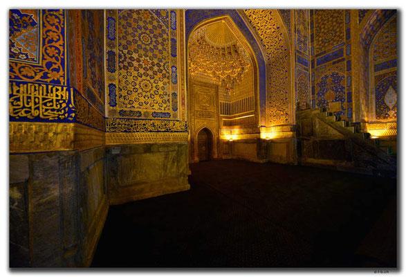 UZ0057.Samarkand.Registan.Tilla-Kari Medressa