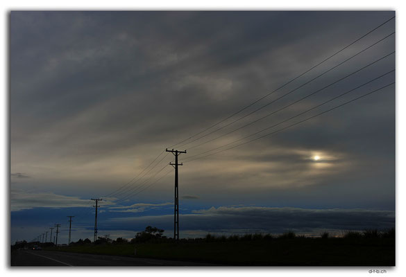NZ0885.Invercargill.Morning Clouds