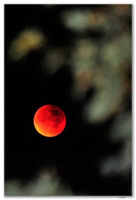 Blutroter Mond (Mondfinsternis)