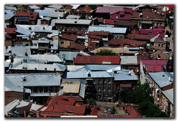 GE0118.Tbilisi.Dächer der Altstadt