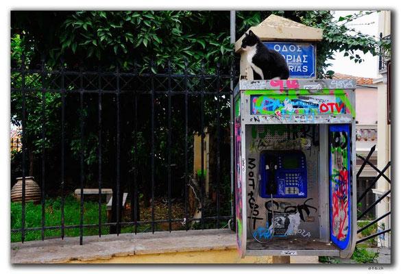 GR0371.Athen.Telefonzelle