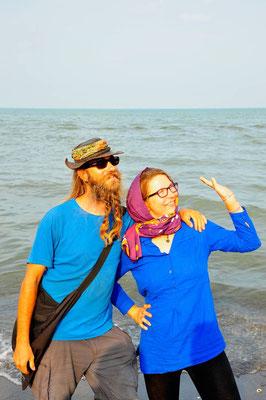 IR: David & Verena