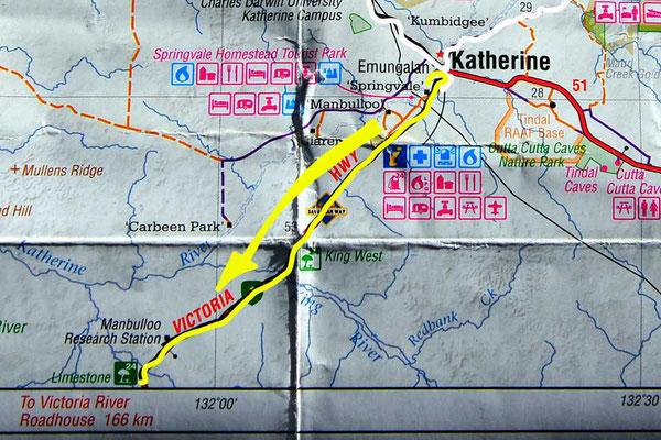 Tag 290: Katherine - Limestone R.A.