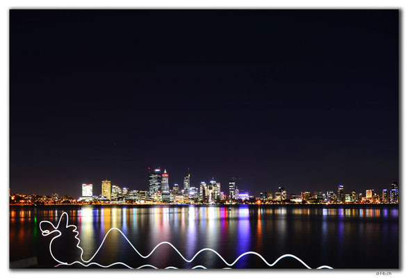 AU0729.Perth at night