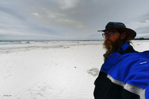 Neuseeland.Rarawa Beach