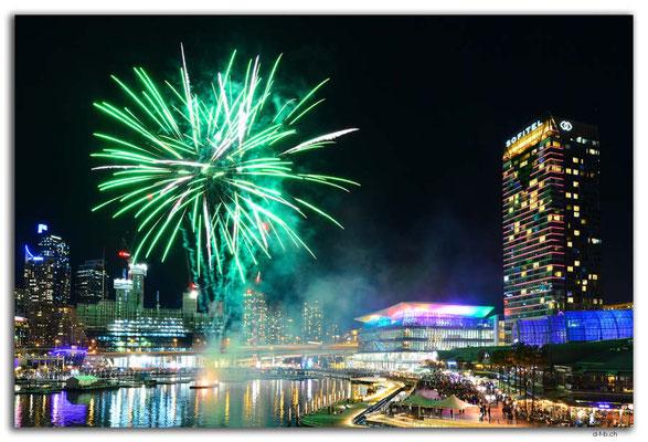 AU1744.Sydney.Darling Harbour.Feuerwerk