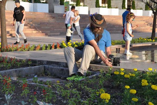 KG: Bishkek, Zeitraffer herstellen (Foto: Tobias)