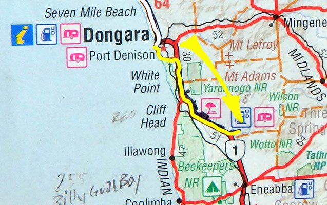 Tag 346: Port Denison - Western Flora