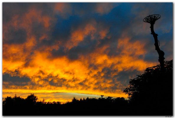 PL001.Abendwolken in Olsza