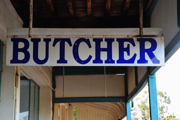 Australien.Northampton.Butcher