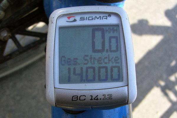 IR: Solatrike erreicht 14'000km