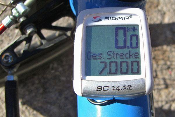 GR: Solatrike hat 7000 km