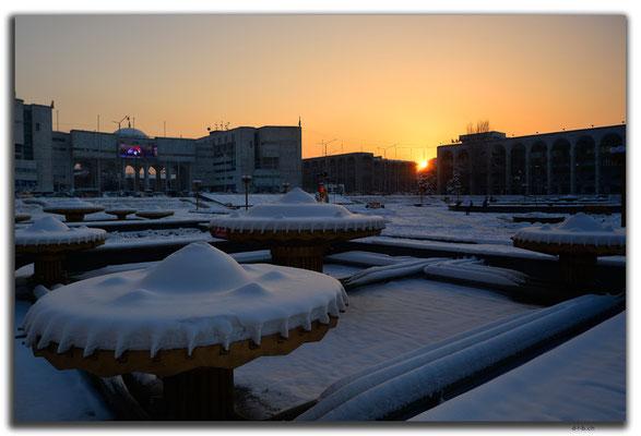 KG0171.Bishkek.Ala-Too Square