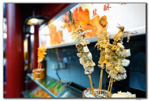 CN0370.Peking,Special Food Market