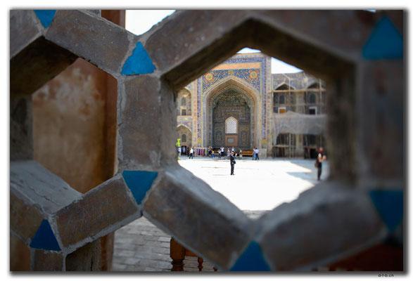 UZ0029.Samarkand.Registan.Sher Dor Medressa