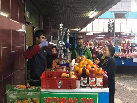 KZ: Almaty, Market (Foto: Tobias)