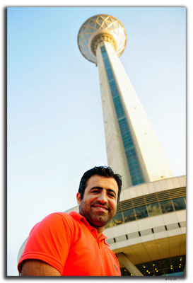Milad und Milad-Tower