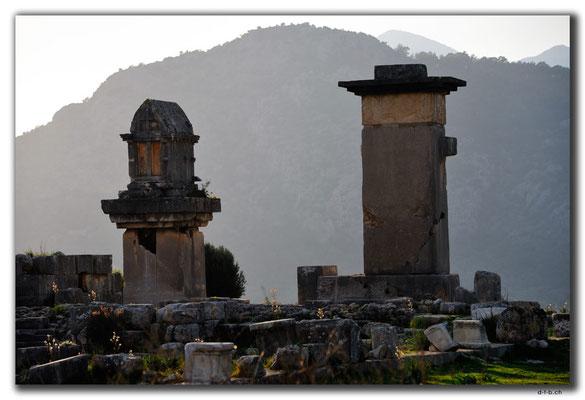TR0221.Xanthos.Harpy Monument