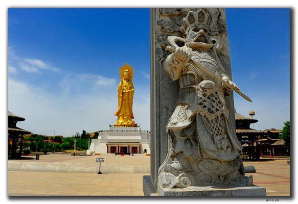 CN0164.Shandan Buddha Temple