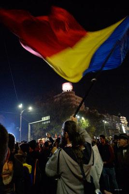 ROB011.Bukarest.Demonstration