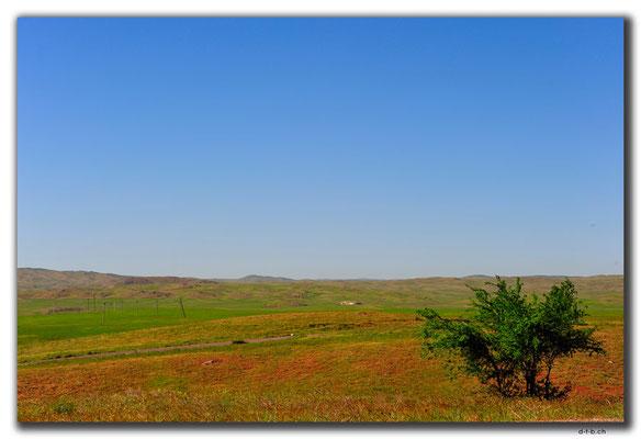 KZ0092.Kasachische Landschaft