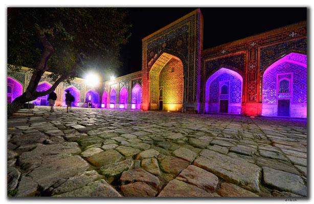 UZ0067.Samarkand.Registan.Tilla-Kari Medressa