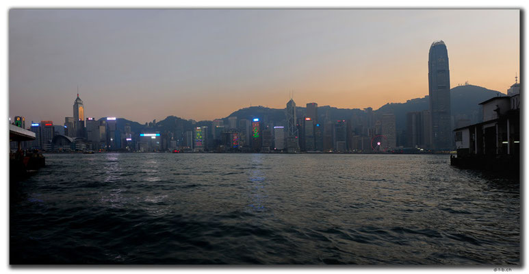 HK0001.Hong Kong Island.Victoria Harbour