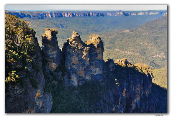 AU1712.Blue Mountains.Three Sisters
