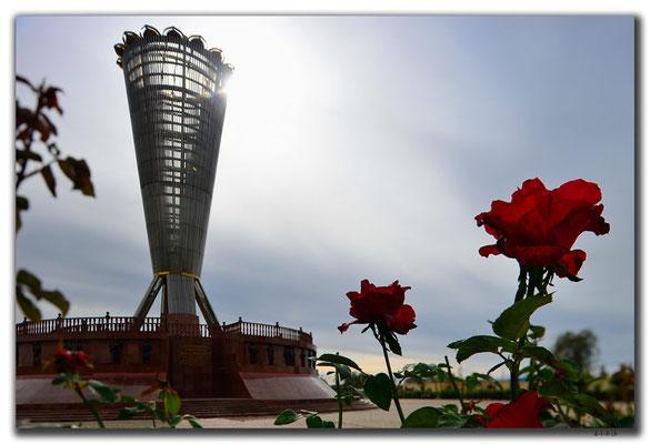 KZ0021.Shymkent.Altyn Shanyrak Monument
