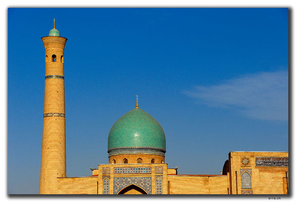 UZ0173.Tashkent.Khast Imom Mosque