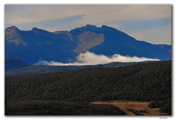NZ0509.Kahurangi N.P.Morning view over Cobb Valley