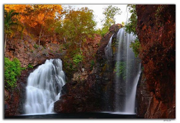 AU0080.Litchfield N.P. Florence Falls