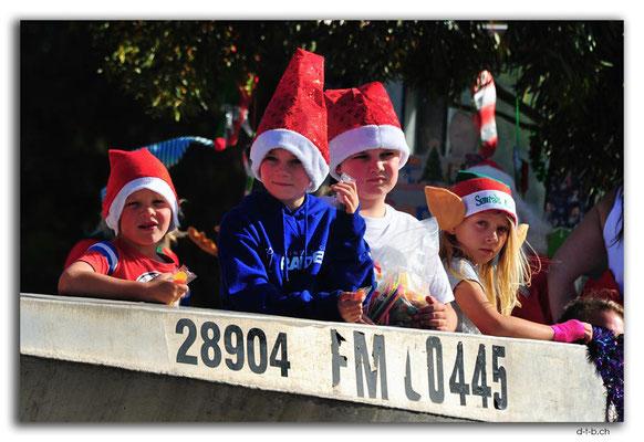 AU1032.Coffin Bay.Christmas Peagant.Santa's Li'l Elfs