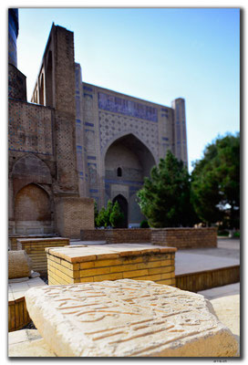 UZ0024.Samarkand.Bibi Khanym Mosque