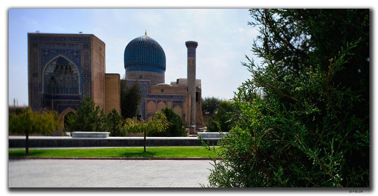 UZ0001.Samarkand.Amir Temur Mausoleum
