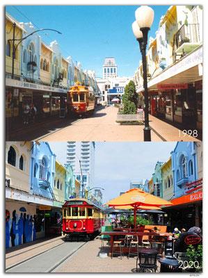 NZ0742.Christchurch.New Regent Street.1998+2020