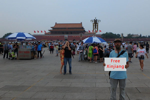 China, Peking Tiananmen-Square