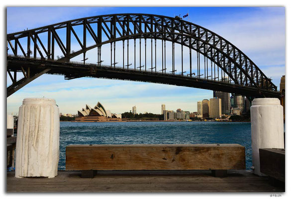 AU1601.Sydney.Opera House + Harbour Bridge