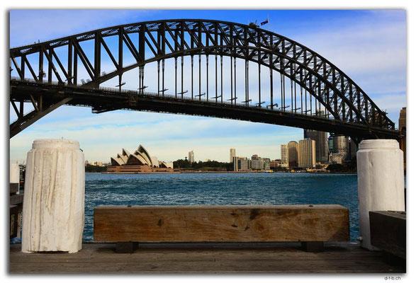 AU1601.Sydney.Opera House + Harbour Bridge