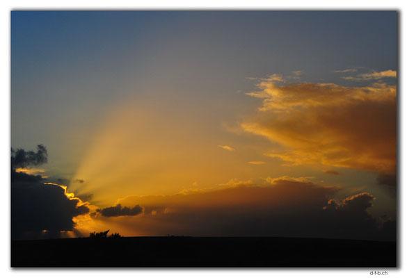 AU0385.Lyndon River.Sonnenuntergang