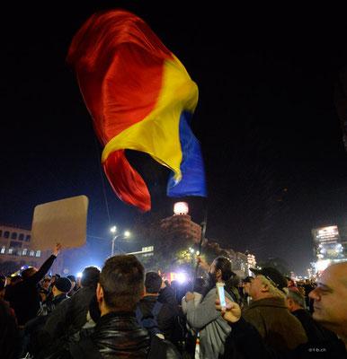 ROB010.Bukarest.Demonstration