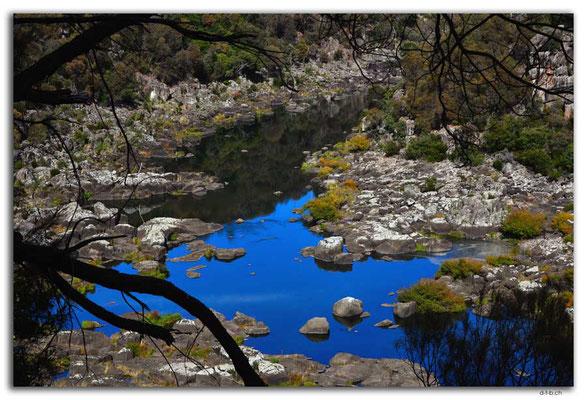 AU1270.Launceston.Cataract Gorge.Second Basin
