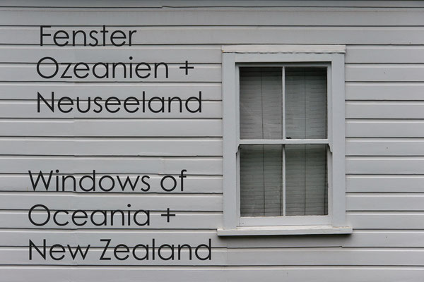 Fotogalerie Fenster Ozeanien + Neuseeland / Photogallery Windows of Oceania + New Zealand
